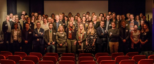Over hunderd participants made the OPG conference The State of the Art in the History of Poiltics a success. The Hague, 30 November, 1 December 2017. Photographer: Arthur Koppejan